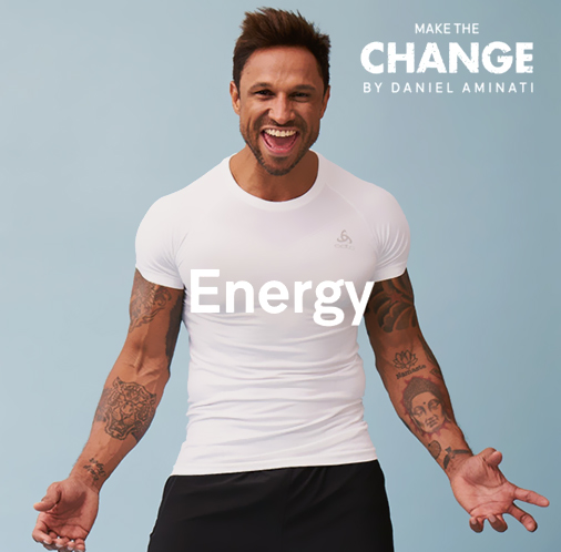 Meine Energy-Booster-Playlist auf Spotify