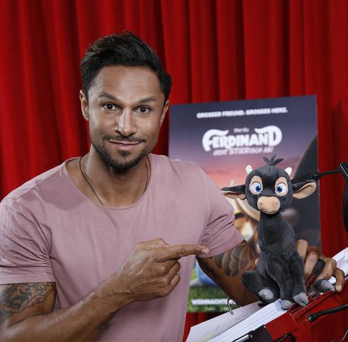 Ferdinand – Animationsfilm<br>Daniel spricht die deutsche Stimme!